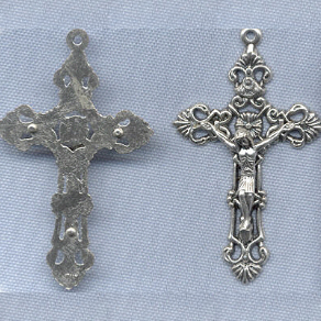 Filigree Crucifix (Large) ~SP~ 2 1/4 in