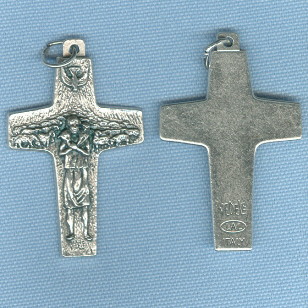 Pope Francis Offical Antonio Vedele Cross (Smaller) ~SP~ 1 1/2 in.