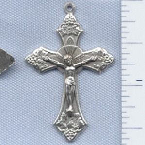 Grapes Crucifix (Small) ~SP~ 1 5/8 in.