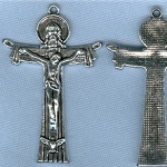 Holy Trinity Crucifix (Beefy) ~SP~ 2 in
