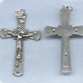 Miraculous Crucifix ~SP~ 1 3/4 in.