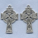 Celtic Cross ~SP~ 1 3/8 in.