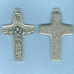 Pope Francis Offical Antonio Vedele Cross ~SP~ 2 in.