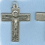 Renaissance Crucifix ~SP~ 1 1/2 in.