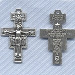 San Damiano Crucifix (Small) ~SP~ 1 1/8 in