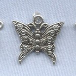 Ornate Butterfly Charm ~ SP