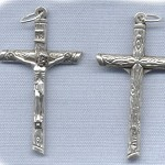 Log Crucifix ~SP~ 2 1/4 in