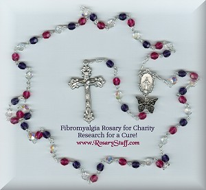 Fibromyalgia Rosary to Help Find a Cure!