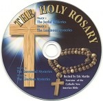 The Holy Rosary (CD) by Eric Martin