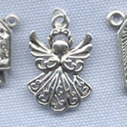 Angel Charm (Basic Filigree) ~ SP