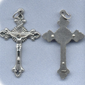 Fancy Crucifix ~SP~ 1 3/4 in