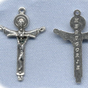 Holy Trinity Crucifix (Small) ~SP~ 1 3/8 in