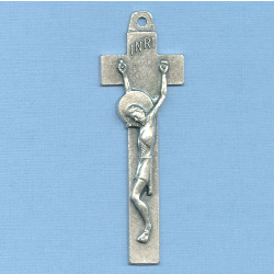 Artistic Basic Crucifix 2 in.