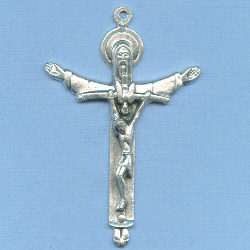 Holy Trinity Large Crucifix 2 1/8 in.