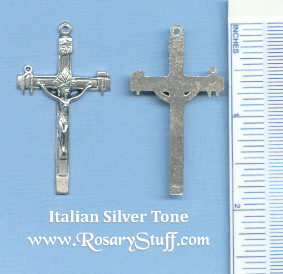 La Salette Crucifix 1 7/8 in.
