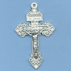 Pardon Crucifix 2 1/4 in..