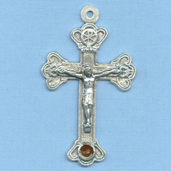 Relic Terra Catacumba Crucifix 1 3/4 in.