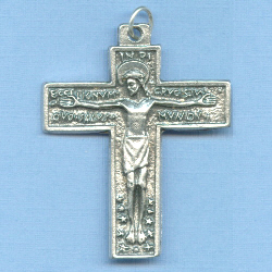 Renaissance Crucifix 1 1/2 in.