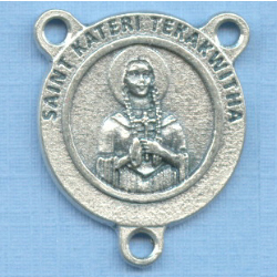 Saint Kateri Tekakwitha Rosary Rosary Center 1 in