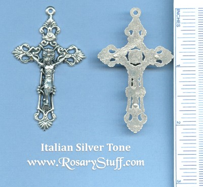 Filigree Large Crucifix 2 3/16 in.