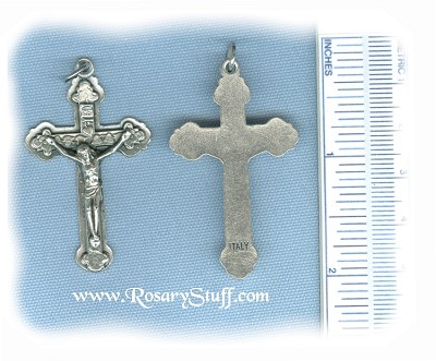Heart Crucifix ~SP~ 1 7/8 in