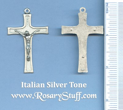 Simple Crucifix 2 in.