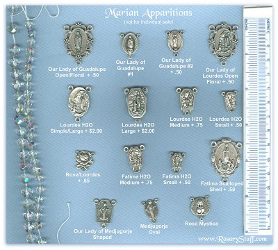 Custom Center Choices: Marian Apparitions