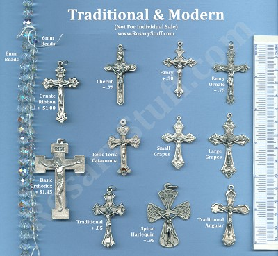 Custom Crucifix Choices: Traditional & Modern